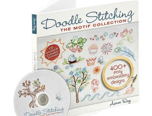 Review: Doodle Stitching From Lark