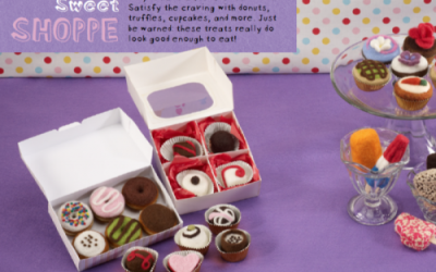 Reviews: Wee Felt Worlds & Journal It