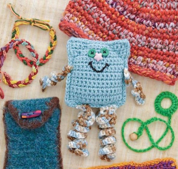 Guides To Knitting And Crocheting For Kids