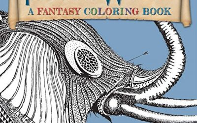 Tolkien's World Coloring
