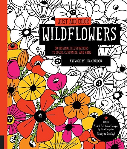 Just Add Color: Wildflowers