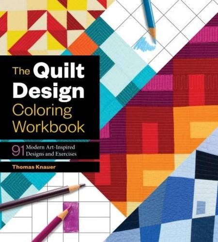 The Quilt Designer's Coloring Workbook