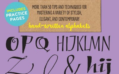 Lettering And Scratch Off Fun Books