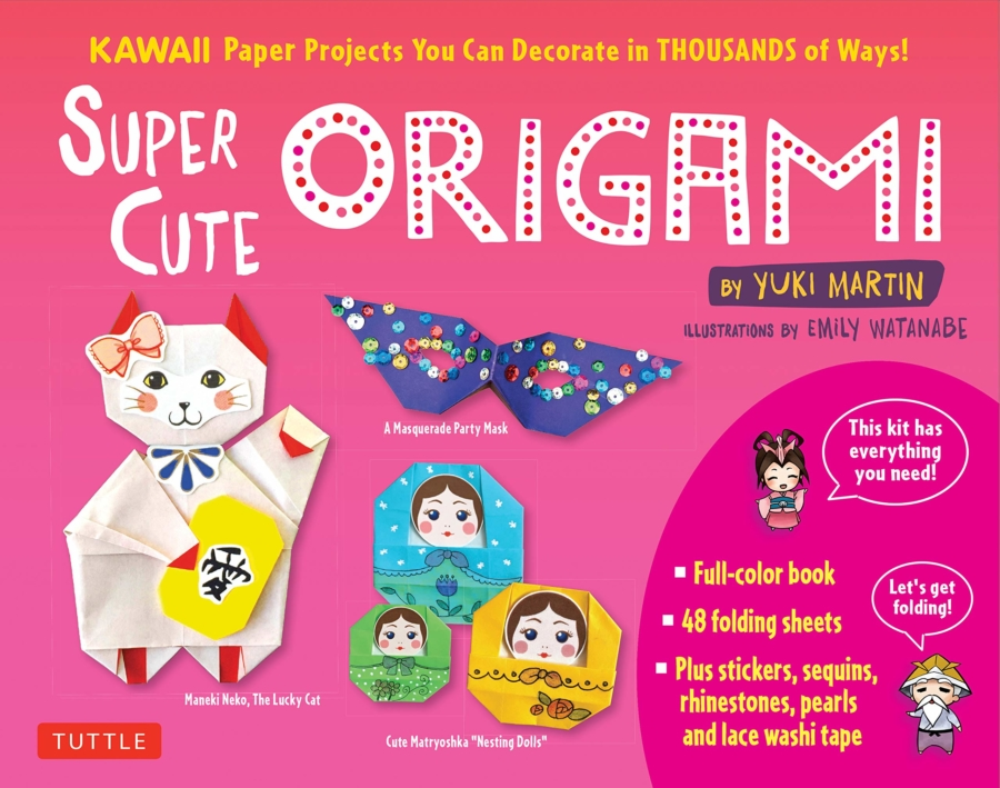 Super Cute Origami Kit Review