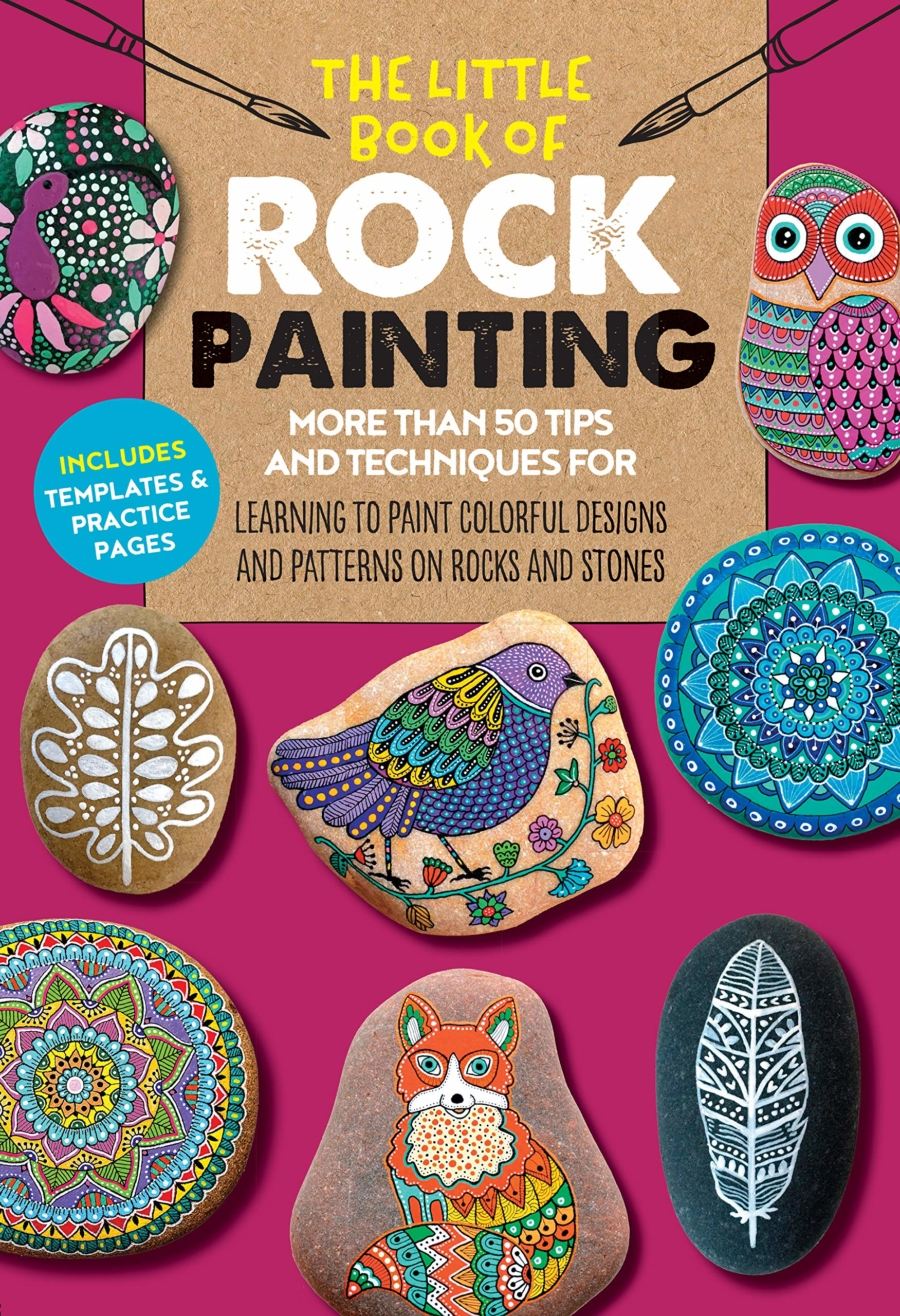 The Little Book Of Rock Painting