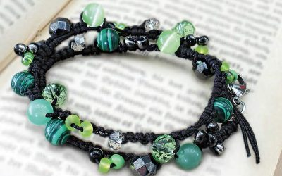 Woven Bracelets, Haunted Houses And More Reviews