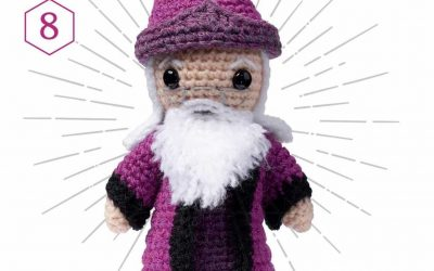 Harry Potter Crochet Kit Review