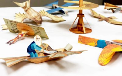 Leonardo Da Vinci's Flying Machines Kit Review