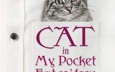 Cat In My Pocket Embroidery Review