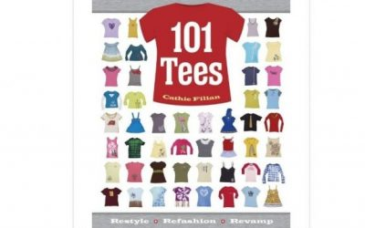 Review: 101 Tees By Cathie Filian