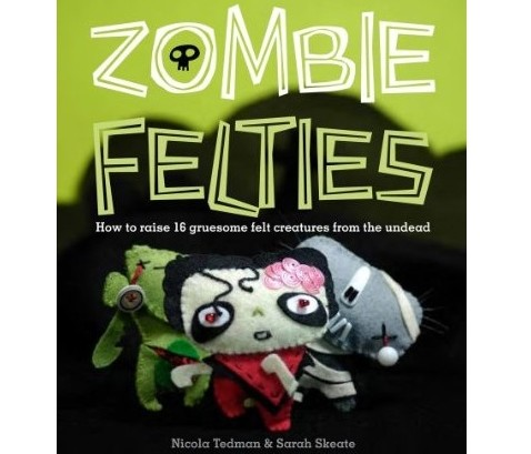 Reviews:  Zombie Felties & Cupcakes