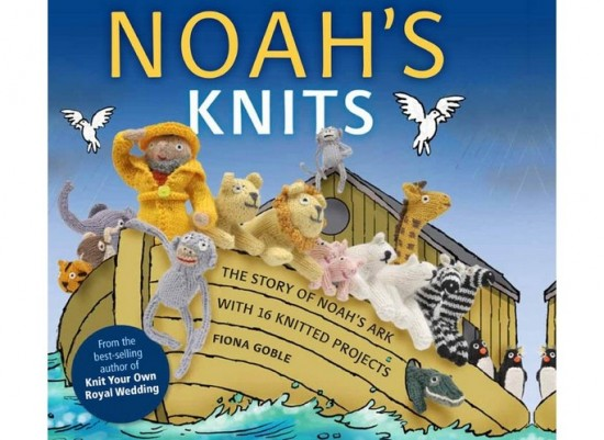 Review: Noah's Knits By Fiona Goble