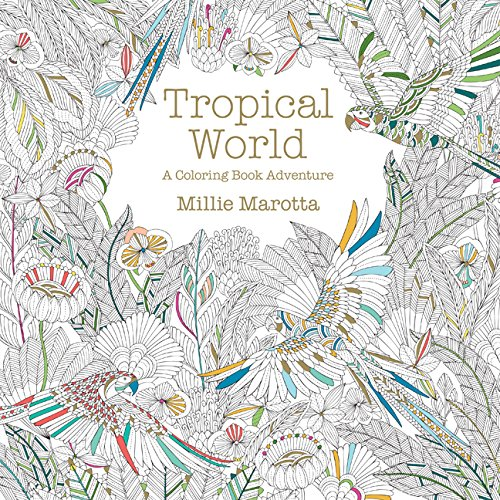 Tropical World Coloring