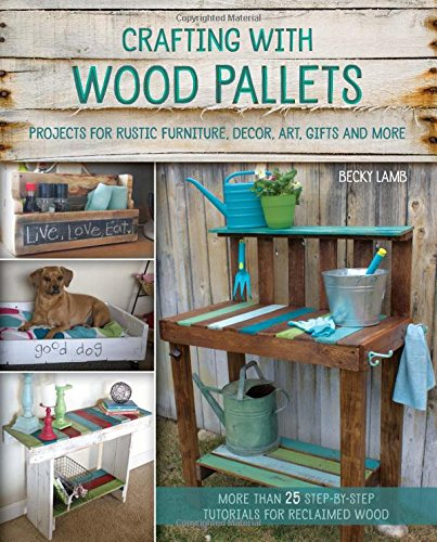 Crafting With Wood Pallets