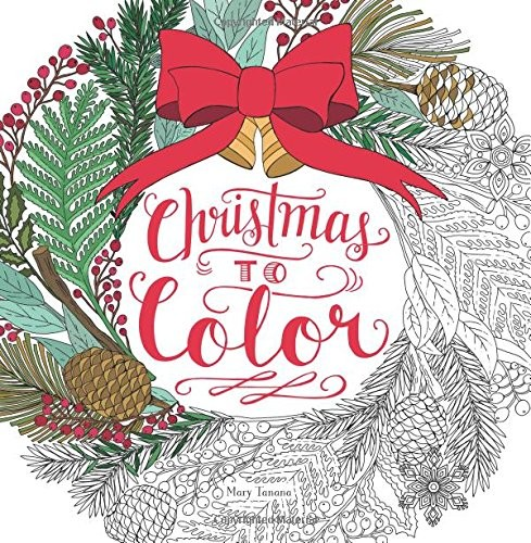 Christmas To Color