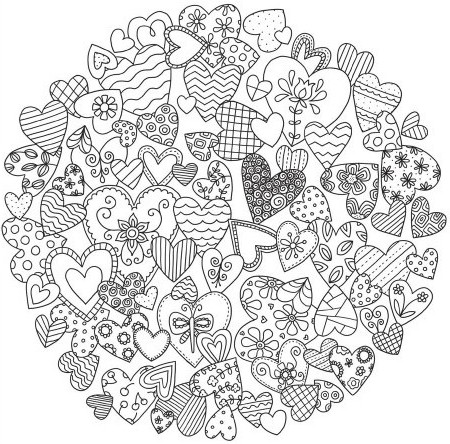 The Coloring Cafe Coloring Books