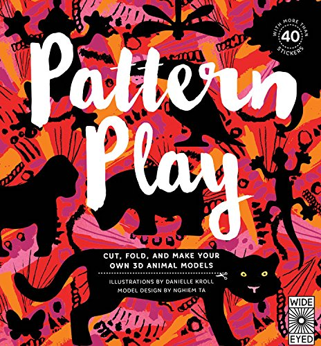 Pattern Play: Make Your Own 3D Animal Models