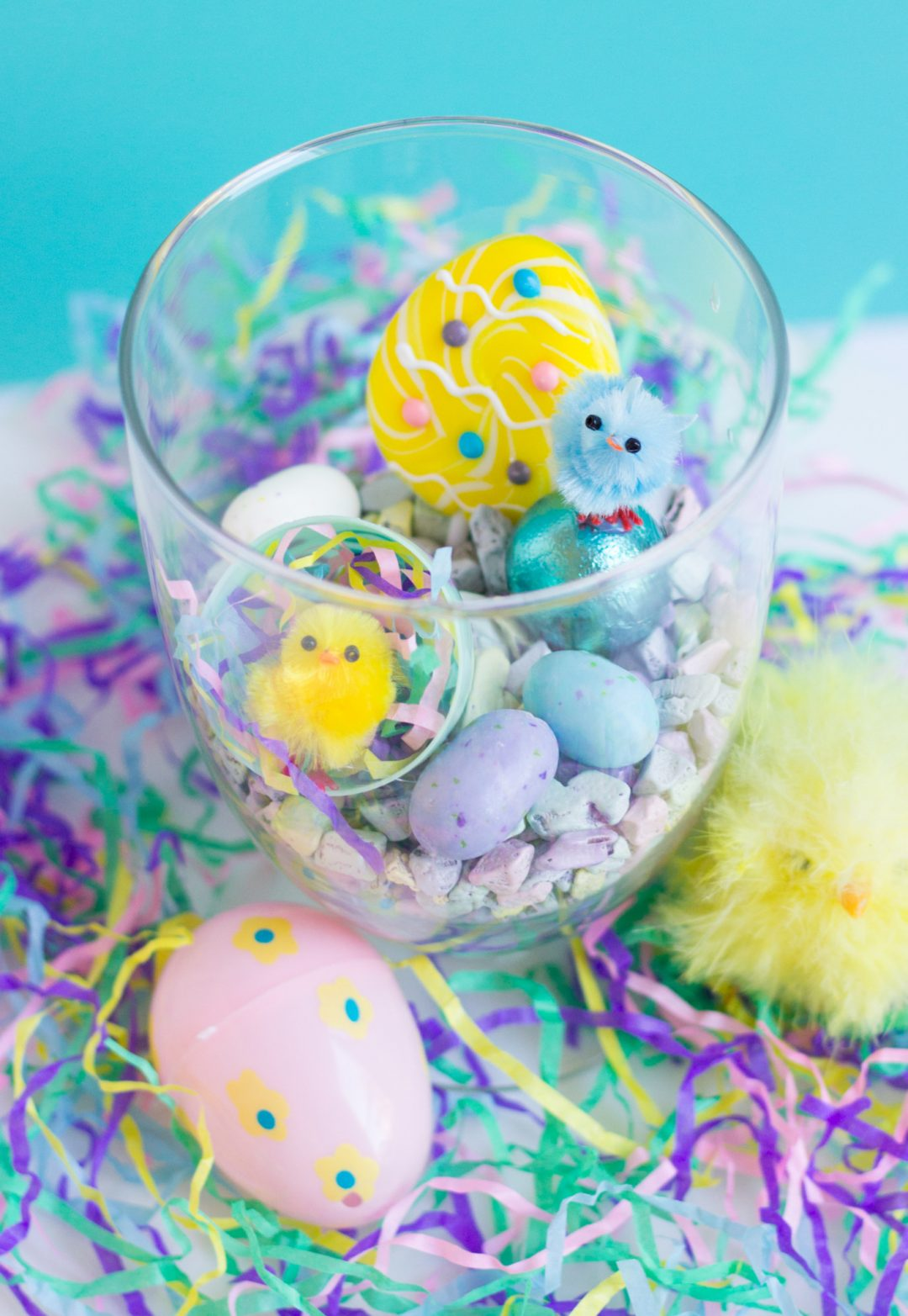 Easter Terrariums
