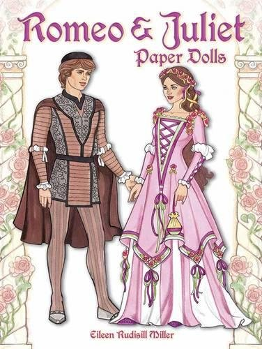 Romeo And Juliet Paper Dolls