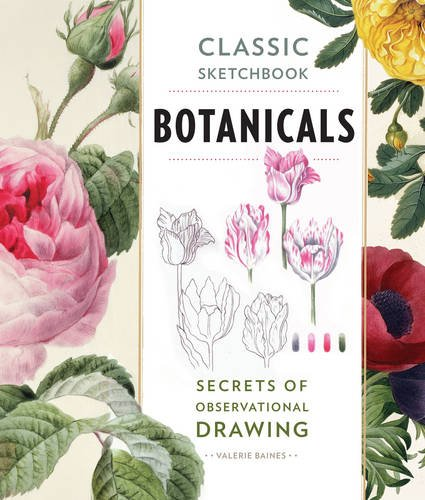 Classic Sketchbook: Cats & Botanicals