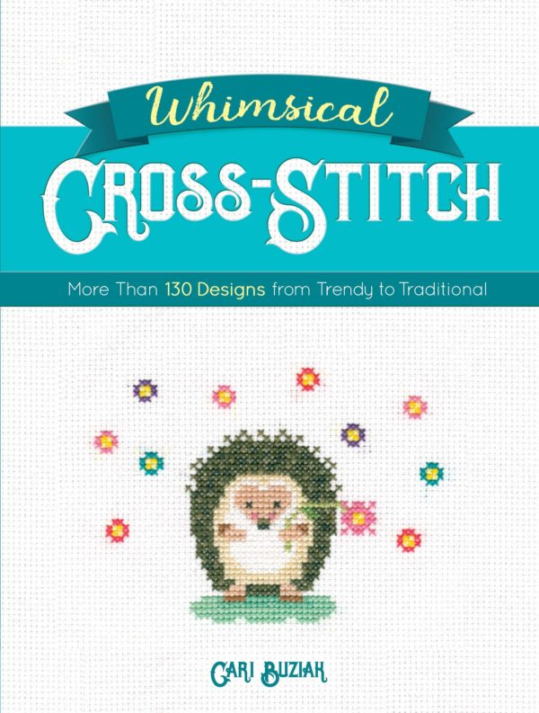 Stone Painting & Whimsical Cross Stitch Book Reviews