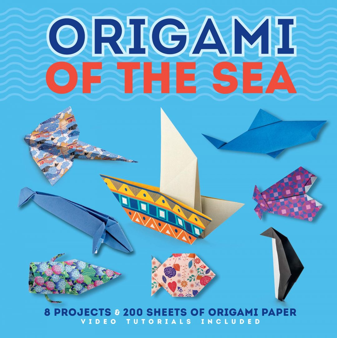 Royal Stickers, Origami And More Dover Craft Book Reviews