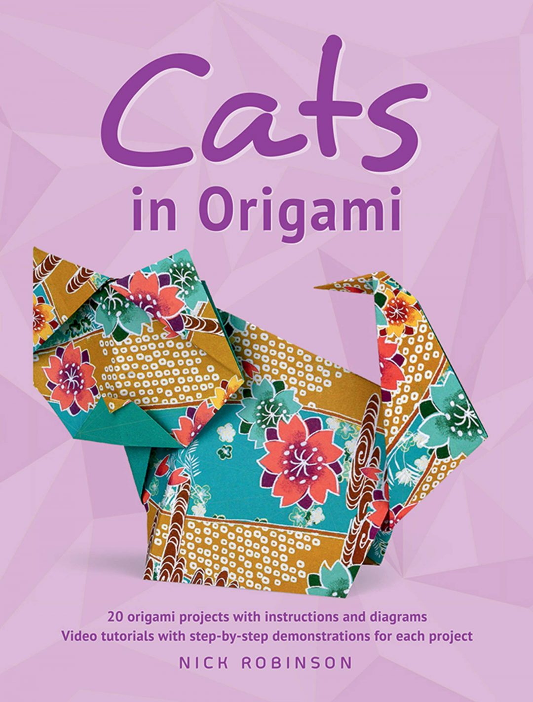Cats In Origami Book Review