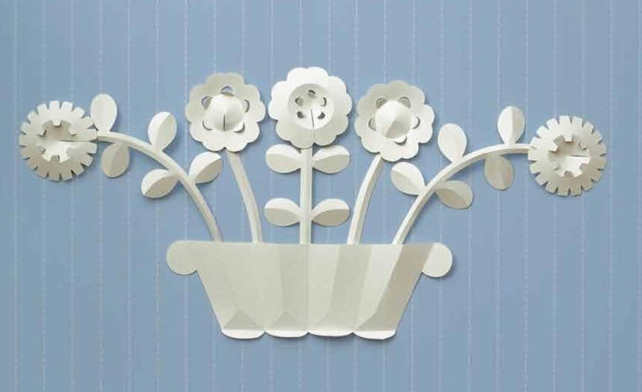 3-D Papercraft: Create Fun Paper Cutouts From Plain Paper Review