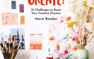 Dare to Create!: 35 Challenges Book Review